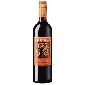 Gnarly Head Old Vine Zinfandel Rotwein 14,5% 0,75l