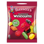 Bassett's - Traditional Winegums Weingummi - 400g