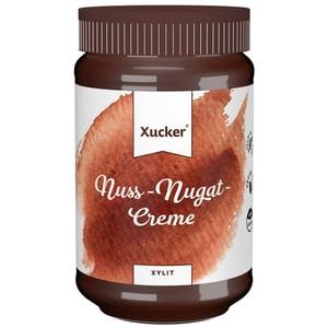 Xucker Nuss-Nugat-Creme Xylit Brotaufstrich 300g