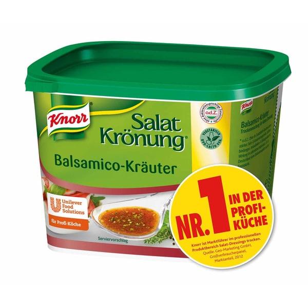 Knorr - Salat Krönung Balsamico-Kräuter - 500g