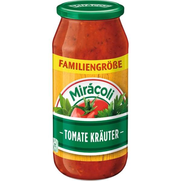 Mirácoli - Sauce Tomate-Kräuter Familiengrösse - 750g