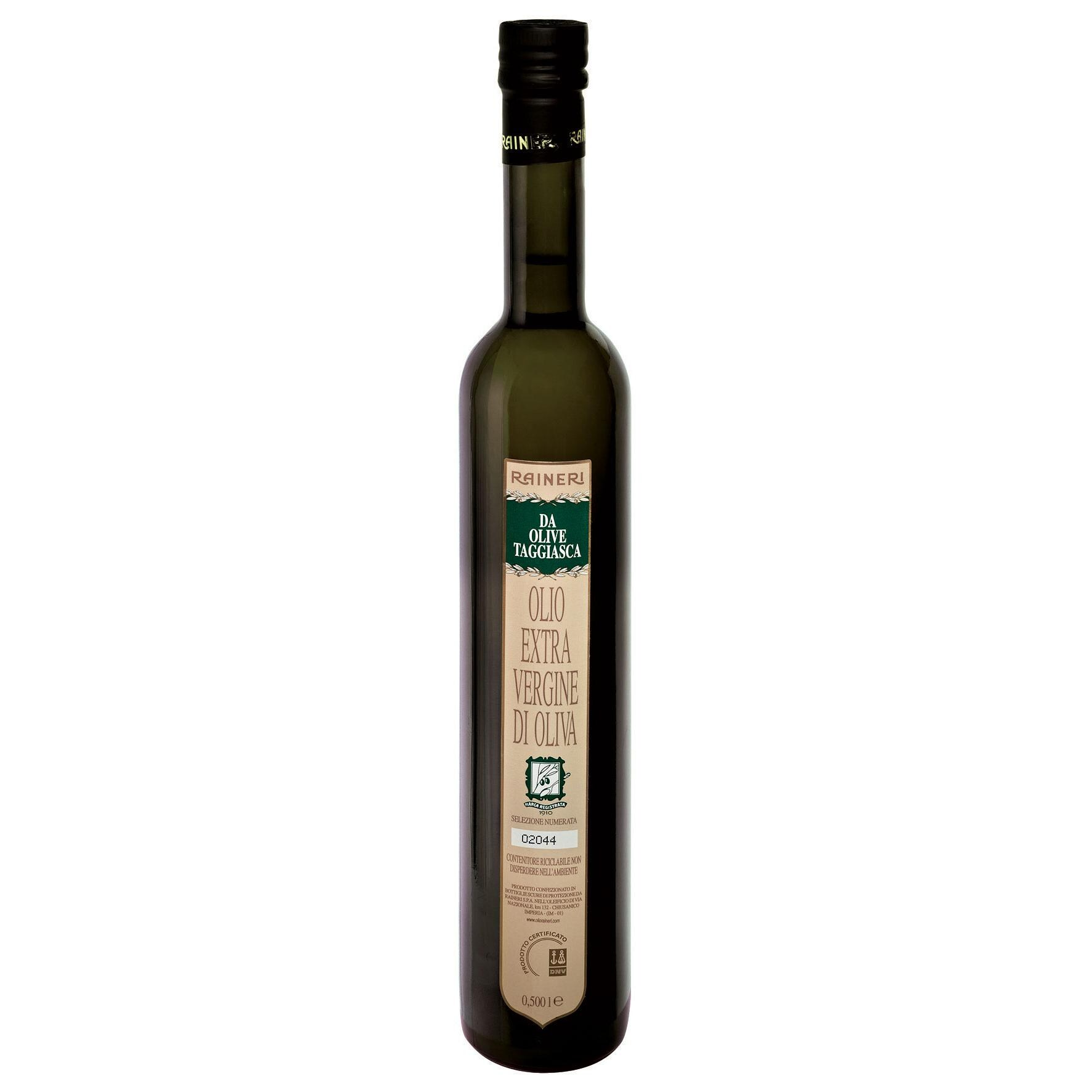 Raineri - Natives Olivenöl Extra Da Olive Taggiasca - 500ml