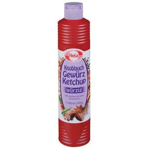 Hela - Knoblauch Gewürz Ketchup - 800ml