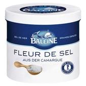 La Baleine Fleur de Sel Meersalz unjodiert 125g
