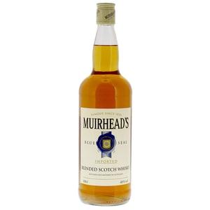 Muirhead's Blue Seal Scotch Whisky 1l