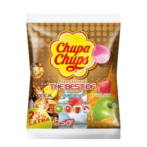 Chupa Chups - The Best Of Lollipops - 250St