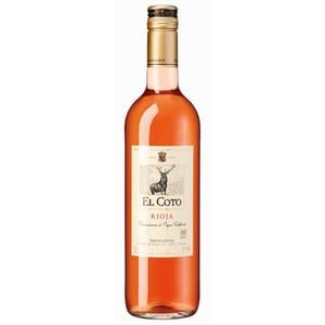 El Coto de Rioja DOC Rosado Roséwein 12,5% 0,75l