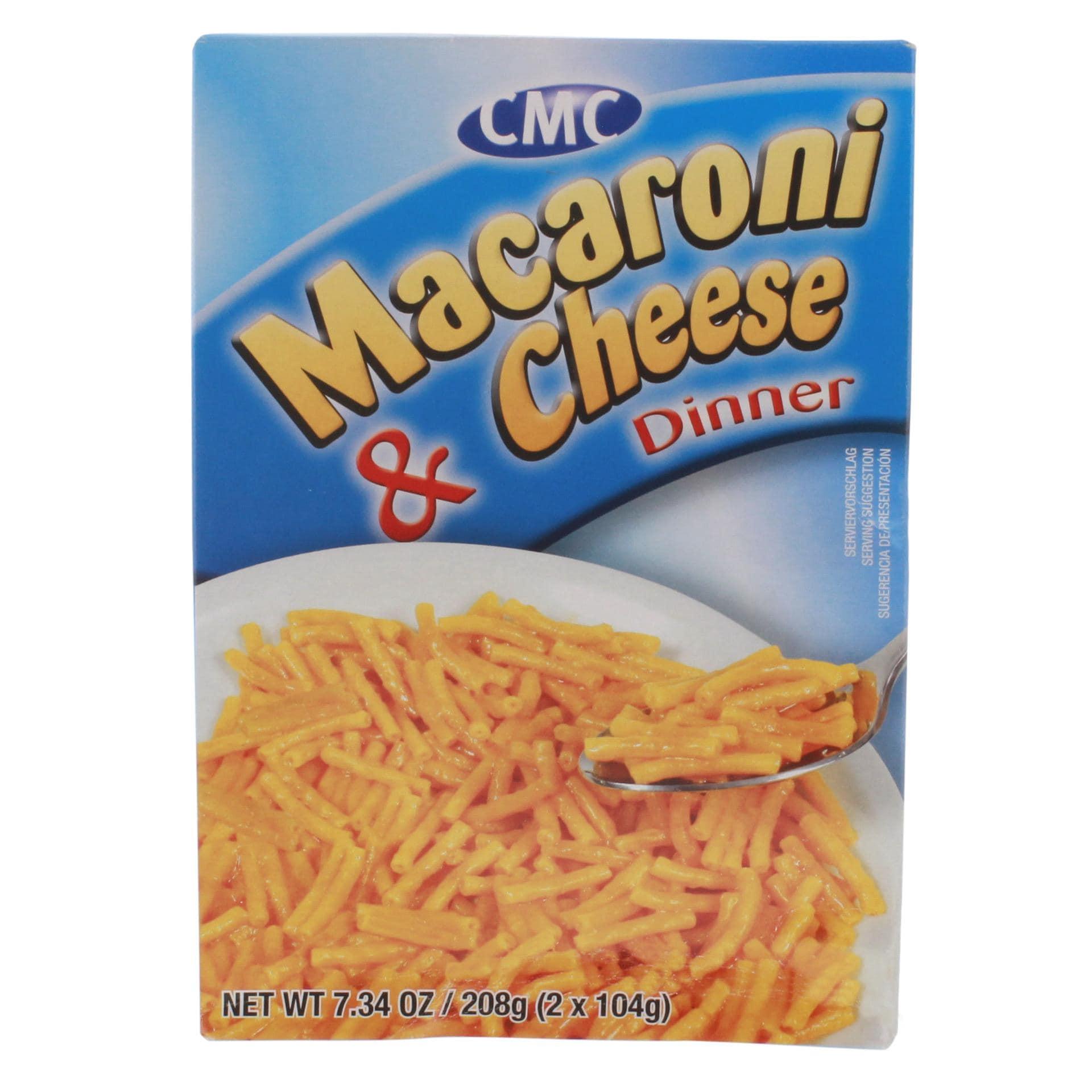 CMC - Macaroni & Cheese Fertiggericht - 208g