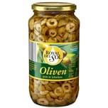 Royal Del Sol Oliven grün in Scheiben 450g