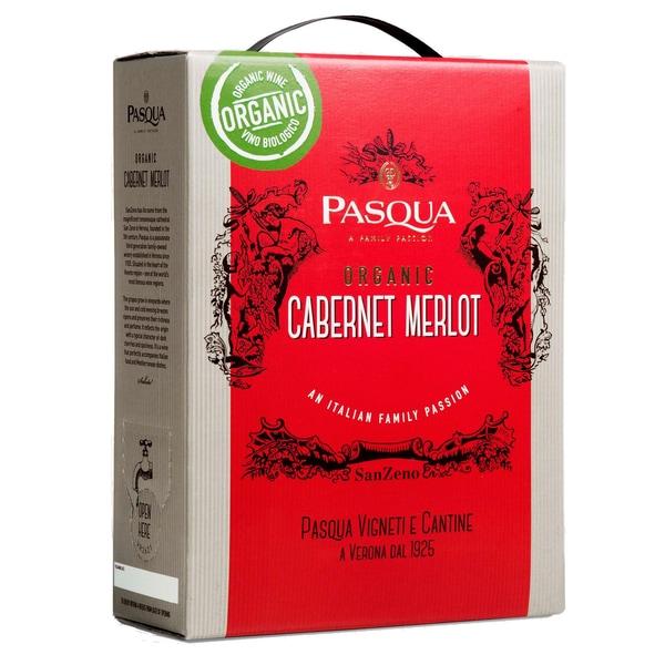 Pasqua Organic Cabernet Merlot 3,0l