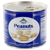 Ireco Erdnüsse geröstet und gesalzen 200g