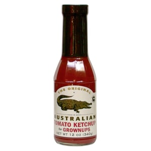 Australian Tomato Ketchup 355ml for Grownups