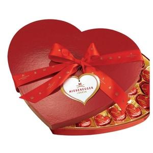 Niederegger - Großes Herz (Bonboniere) Süßwaren - 475g