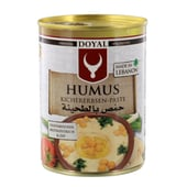 Doyal Humus Kichererbsen Paste 400g