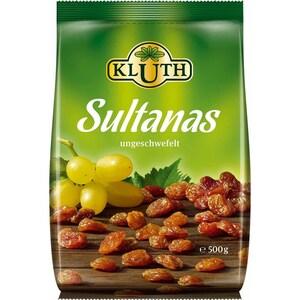 Kluth Ungeschwefelte Sultanas 500g
