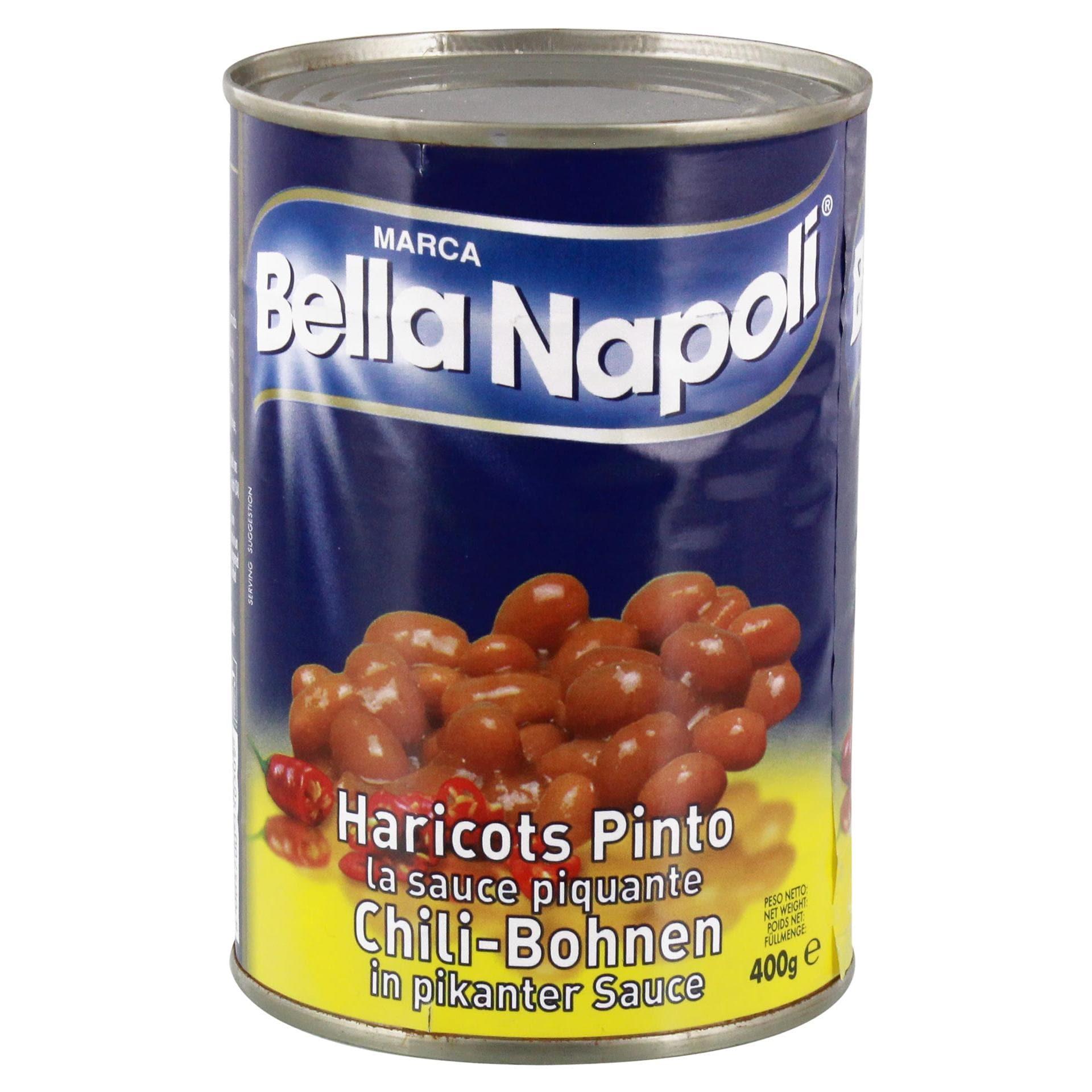 Rio Bravo Chili-Bohnen in pikanter Sauce 400g