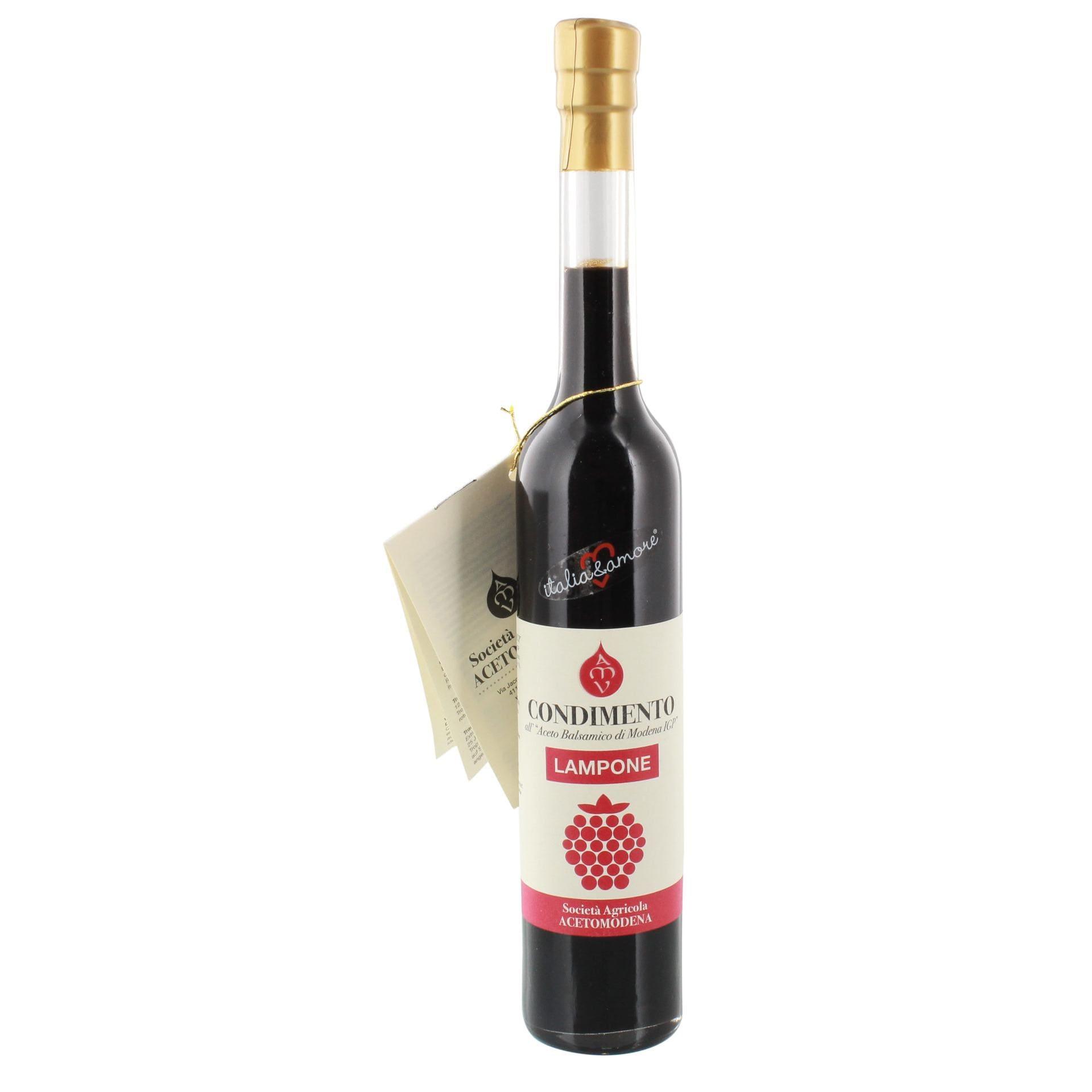 italia & amore - Condimento all Aceto Balsamico Himbeere Essig - 100ml