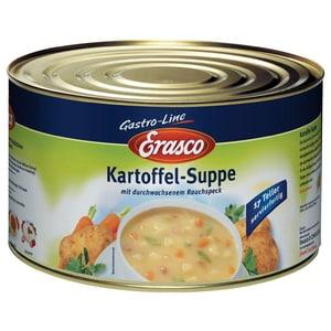 Erasco - Kartoffel-Suppe Gastro-Line Konserve Restaurantbedarf - 4,2l
