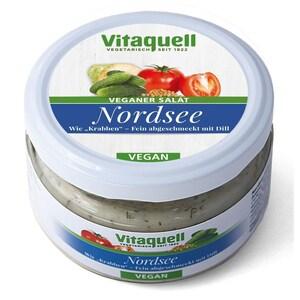 Vitaquell - Nordsee-Salat - 180g