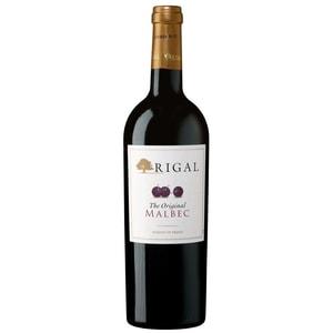 Rigal Original Malbec VdP Rotwein trocken Wein 12% 0,75l