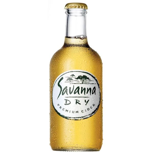 Savanna Dry Premium Apfel Cider 5% 330ml