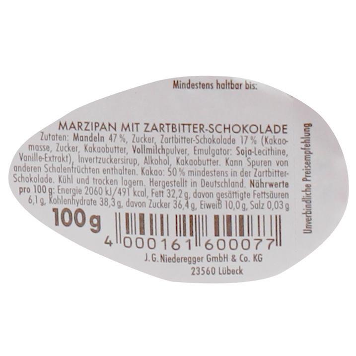 Niederegger Marzipan-Ei 100g