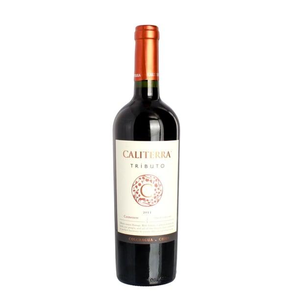 Caliterra Tributo Carmenere Rotwein 14,5% 0,75l