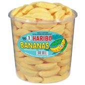 Haribo Bananas aus Schaumzucker 1,05kg, 150 Stück