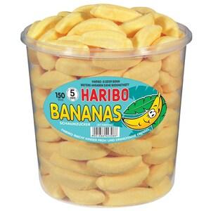 Haribo - Bananas aus Schaumzucker - 150St/1050g