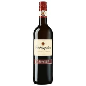 Rotkäppchen Dornfelder 2015 QbA Rotwein halbtrocken 12% 0,75l