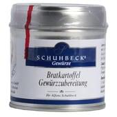 Schuhbecks Bratkartoffel Gewürzzubereitung 50g