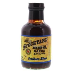 Stockyard - Southern Blues BBQ Sauce - 350ml