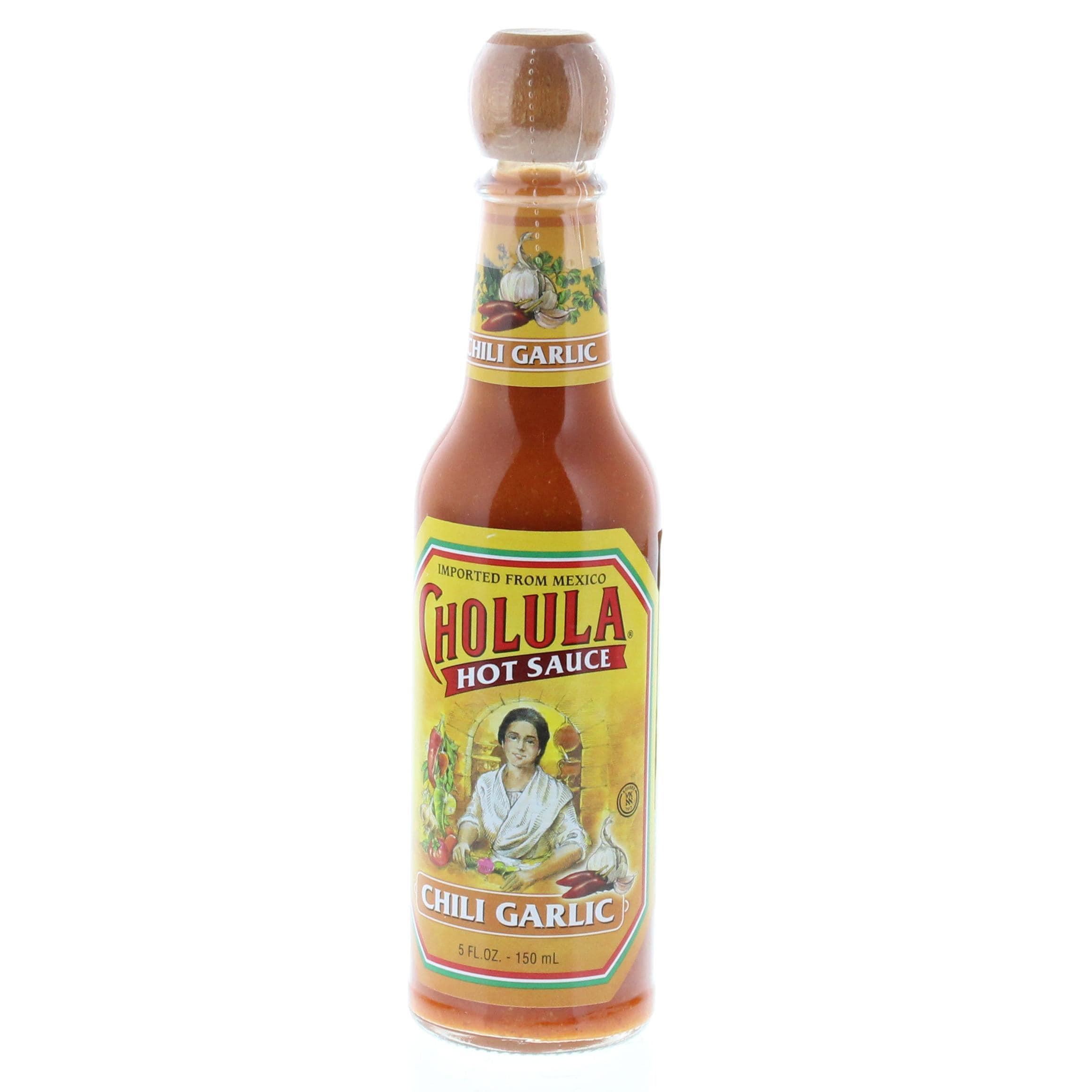 Cholula - Chili Garlic Sauce - 150ml