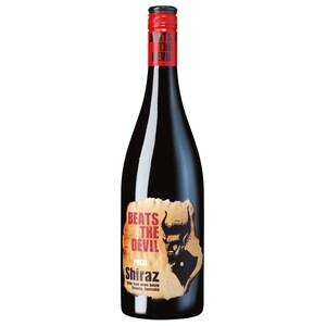 Beats the Devil Premium Shiraz 2015 Rotwein trocken 15% 0,75l