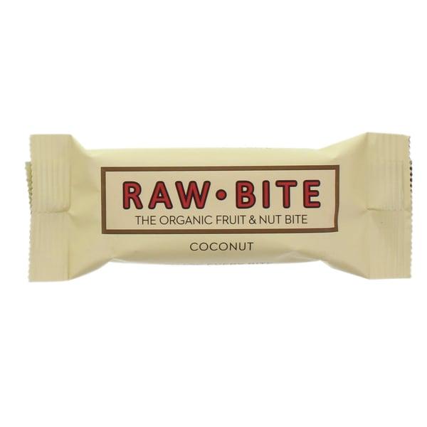Raw Bite Bio Coconut Riegel 50g