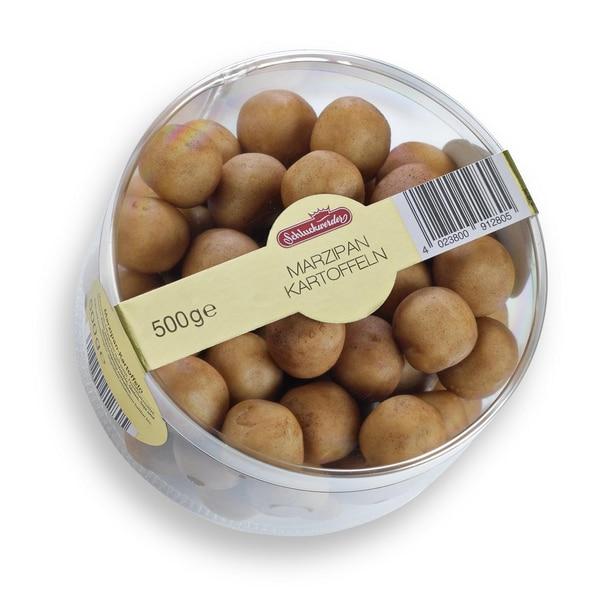 Schluckwerder Marzipan Kartoffeln 500g