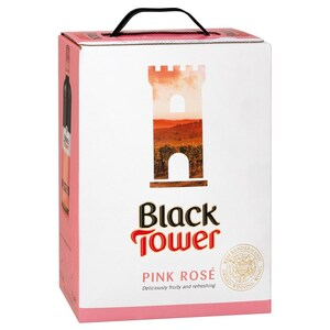 Black Tower Pink Rose 8,5%BaginBox 3,0l