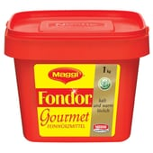 Maggi Fondor Gourmet Feinwürzmittel ohne Geschmacksverstärker 1kg