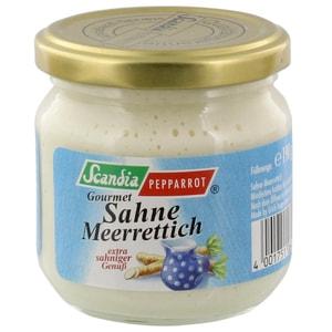 Scandia - Gourmet Sahne Meerrettich - 190g