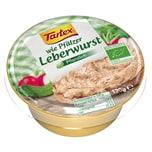 Tartex Bio Wie Pfälzer Leberwurst Brotaufstrich 120g