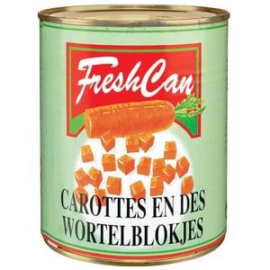 FreshCan Karotten gewürfelt 530g