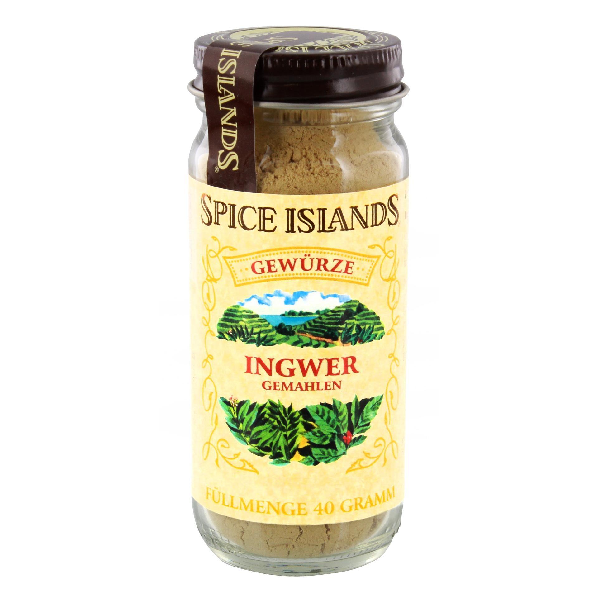 Spice Islands - Ingwer gemahlen - 40g