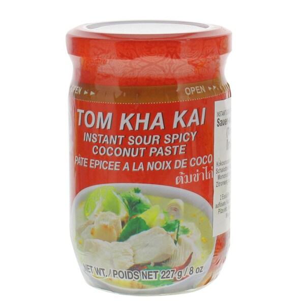 Cock - Tom Kha Kai Kokosnusspaste - 227g
