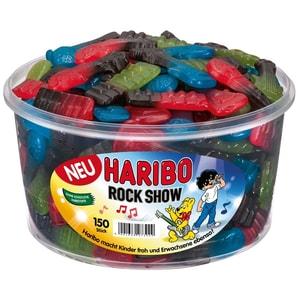 Haribo - Rock Show Fruchtgummi - 150St/1,2kg