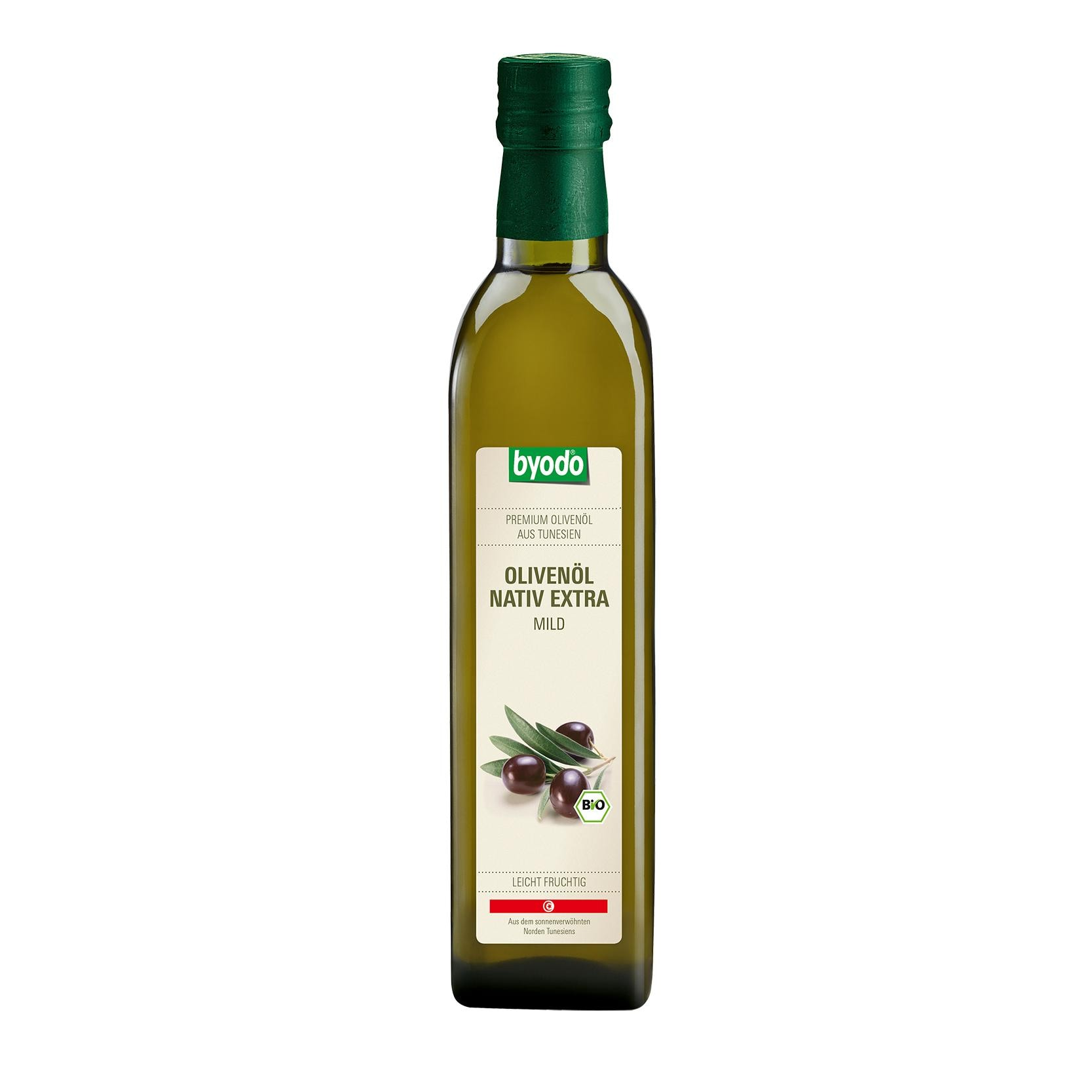 Byodo Bio Olivenöl Nativ Extra 750ml