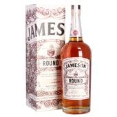 Jameson Round Triple Distilled Blended Irish Whiskey 1l