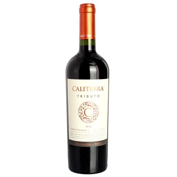 Caliterra Tributo Cabernet Sauvignon Rotwein 14% 0,75l