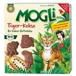 Mogli Bio Tiger-Kekse zuckerfrei 125g