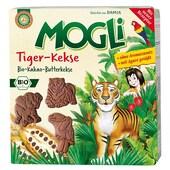Mogli Tiger Kekse Bio Kakao Butterkekse zuckerfrei 125g