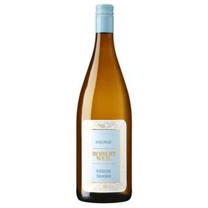 Weingut Robert Weil Riesling Weißwein trocken 12,0% 1,0l
